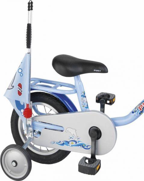 Sicherheitswimpel SW3 blue für Fahrräder und Roller