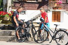 Schicke Fahrräder für jede Gelegenheit