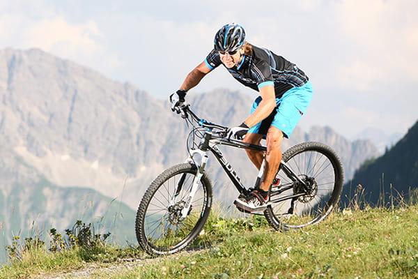 Mountainbikes von Top Marken
