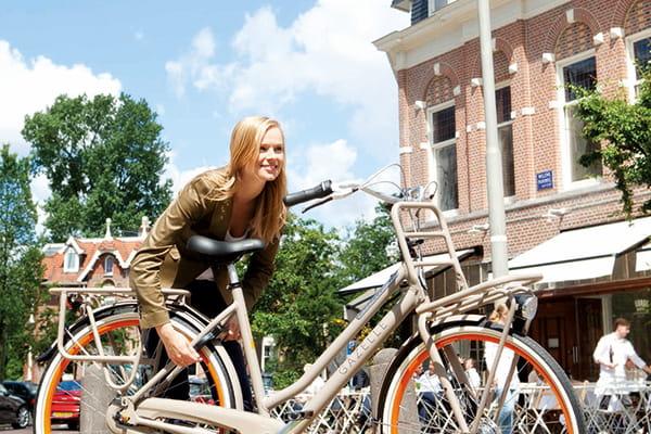 Gazelle Fahrräder - City Bikes, Trekkingräder und Transportfahrräder