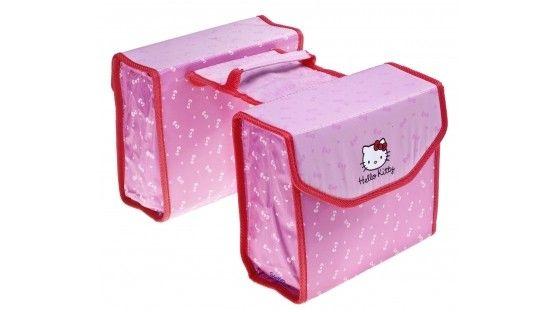 Hello Kitty Doppeltasche