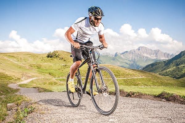 Hochwertige Crossräder für Gelände und Asphalt