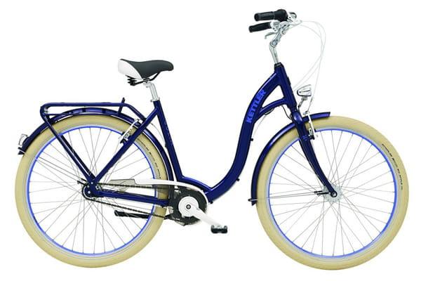 Die Fahrradmarke Kettler